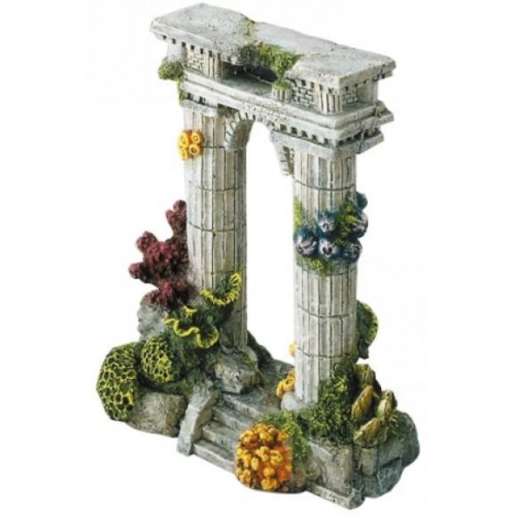Atlantis pilaar s aquarium decoratie van for Decoratie aquarium