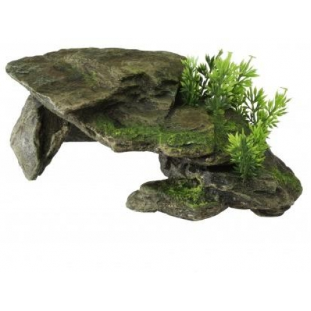 Decosteen stone aquarium decoratie van for Decoratie aquarium
