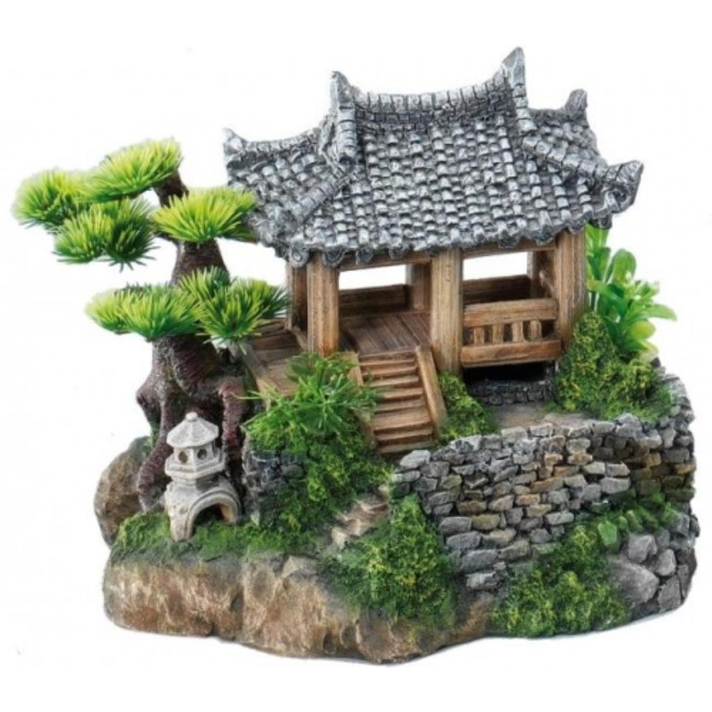 Korean huis m aquarium decoratie van for Decoratie spullen