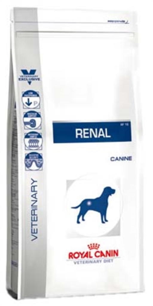 royal canin veterinary diet hond renal rf hondenvoer 32 kg van royal canin. Black Bedroom Furniture Sets. Home Design Ideas